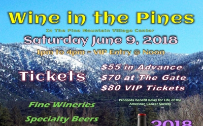 Wine in the Pines 2018