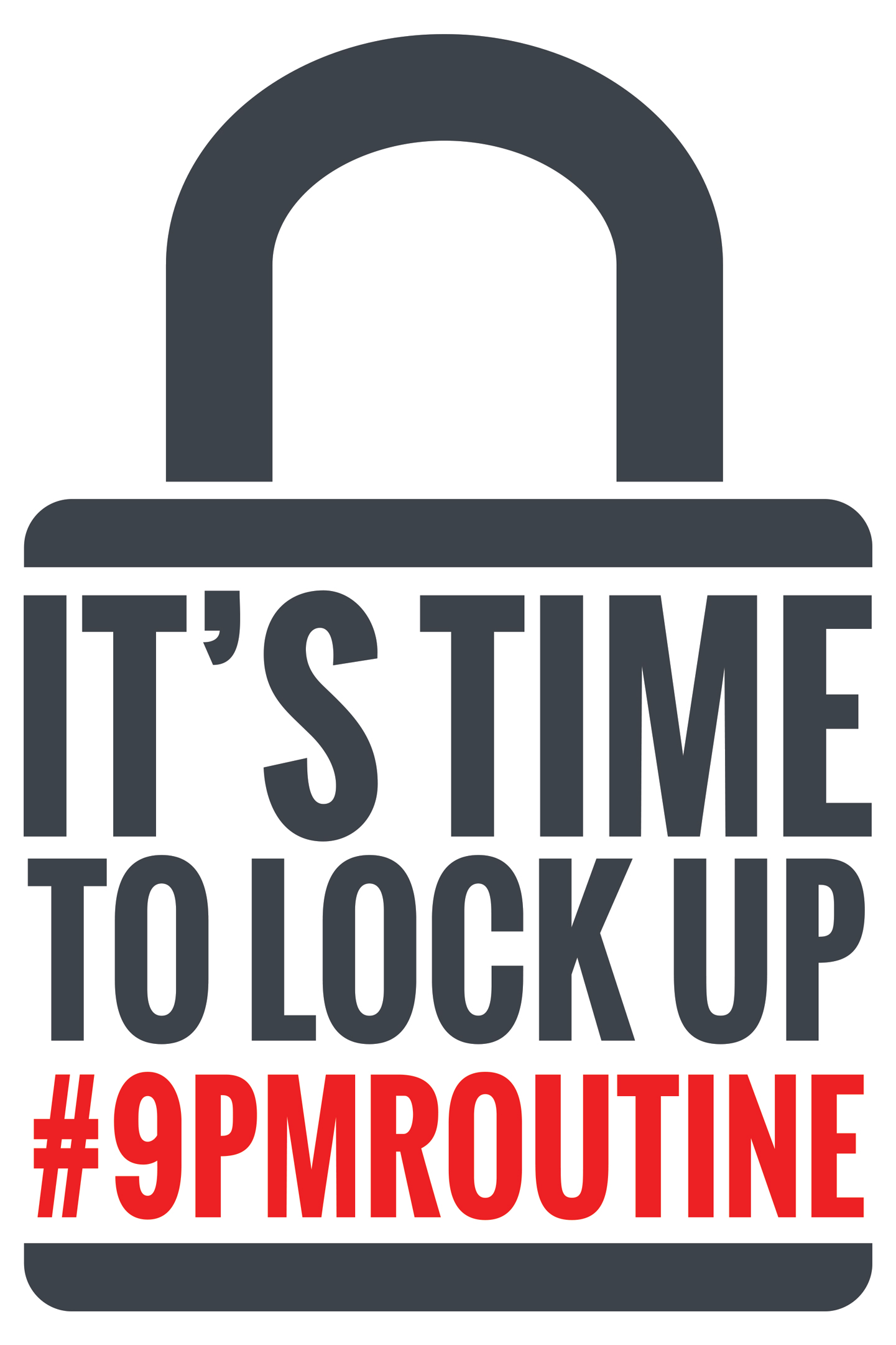 Image result for #9pmroutine