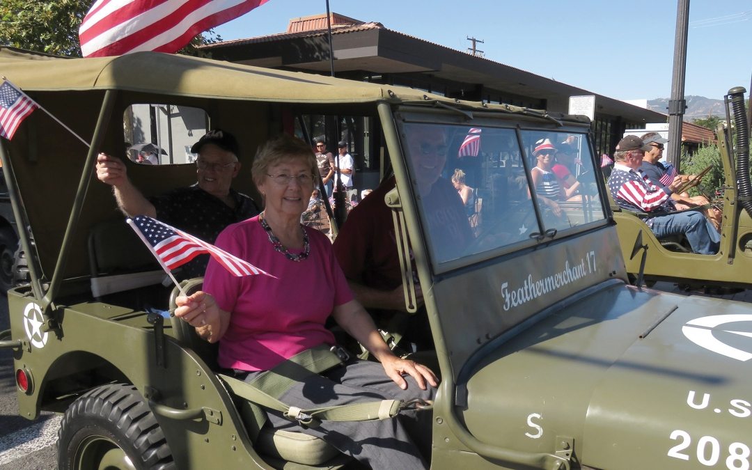 Patriotism, Community, and Having a Great Time in Old Town Newhall