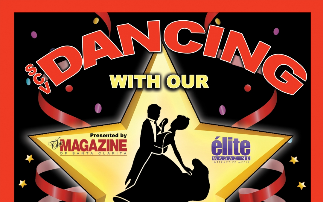 Announcing Our Stars, Professional Dancers Sponsors for SCV Dancing With Our Stars