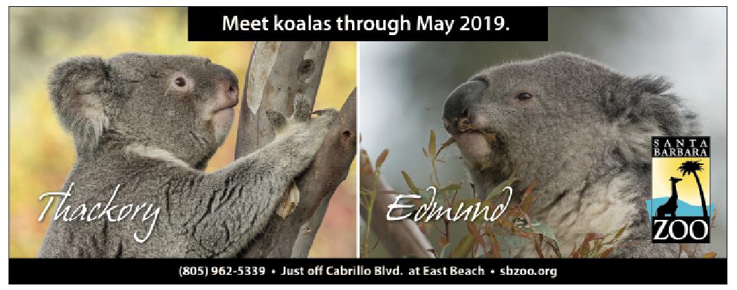Special Tours at Santa Barbara Zoo