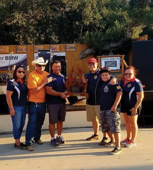 Join in the 14th Annual Fun in the Sun Chili Cook Off