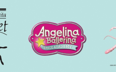Santa Clarita Ballet Academy Offering Official Angelina Ballerina® Dance Academy Program Successful International Dance Program Inspires Youngsters