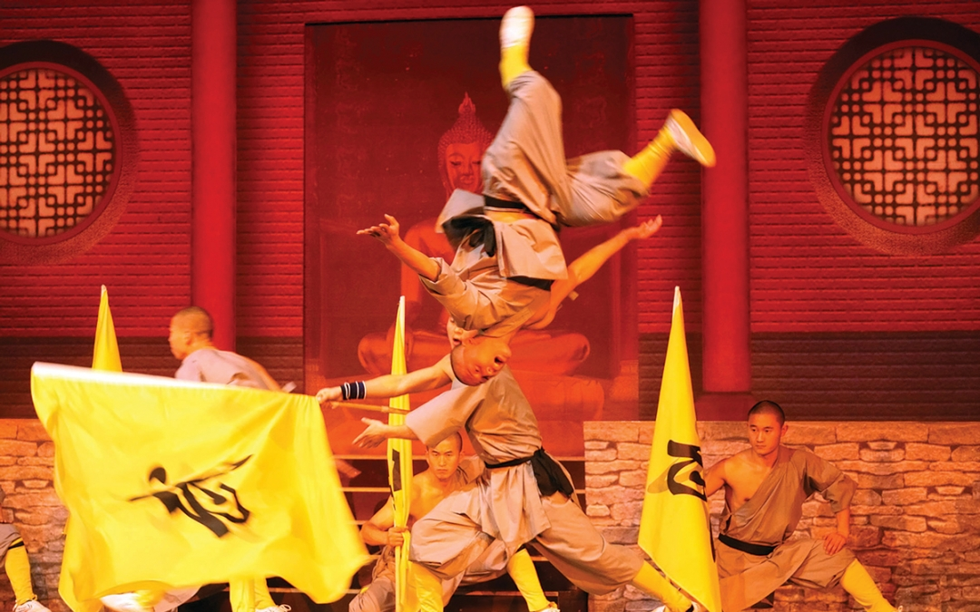 Veronica Swift, Chinese Warriors of Peking and More Coming to the PAC