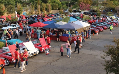 The Corvette Car Show Save the date for September 29