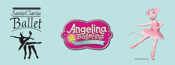 Santa Clarita Ballet Academy Now Offering Official Angelina Ballerina®, Dance Academy Program