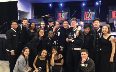 Valencia High School Win Next Generation Jazz Festival