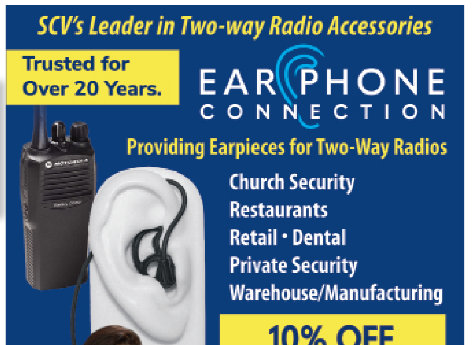 Growing With Santa Clarita: The Earphone Connection