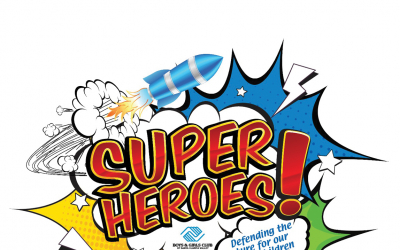 Super Heroes Takeover Santa Clarita At the Boys & Girls Club Auction on June 1
