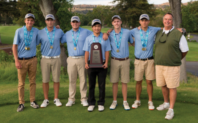 COC Men's Golf Wins 2019 CCCAA State Team & Individual Titles