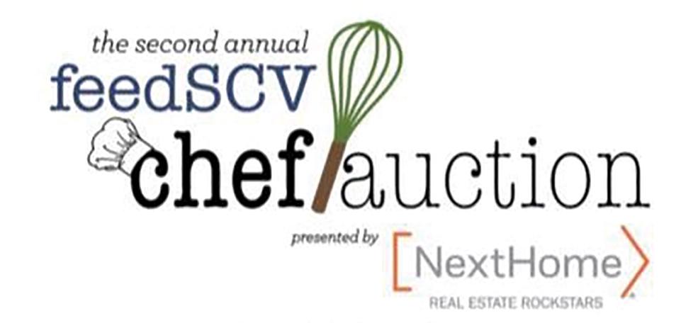 2nd Annual feedSCV Chef Auction