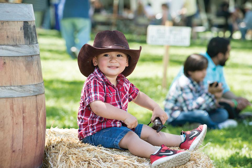 The City of Santa Clarita 2019 Cowboy Festival