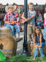 Save the Date for the 26th Annual SCV Cowboy Festival