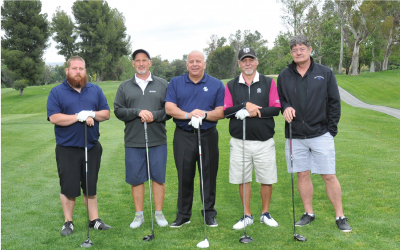 "46th Annual Frontier Toyota/Henry Mayo ""Drive Safe"" Golf Classic"