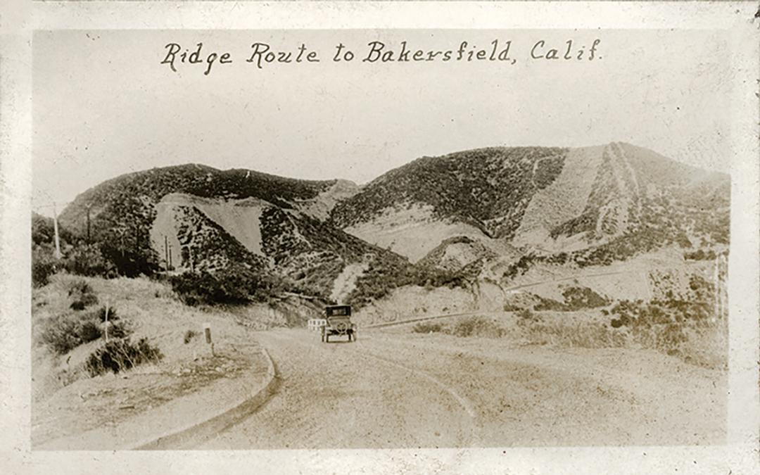 Ridge Route History