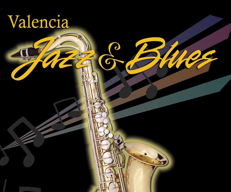 Valencia Jazz & Blues Concert Series Continues through August 2