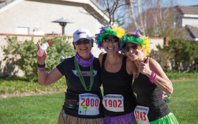 Mardi Gras Madness 5K/10K Set to Sellout at Valencia Town Center!