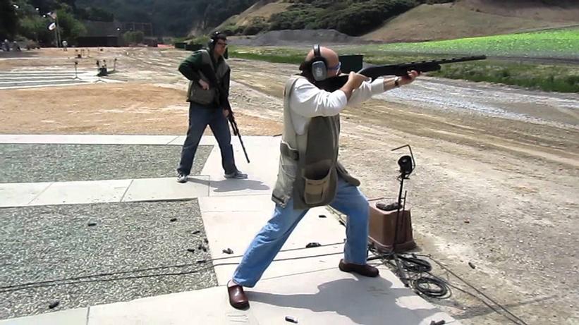 Shotgun Range at Oak Tree Gun Club