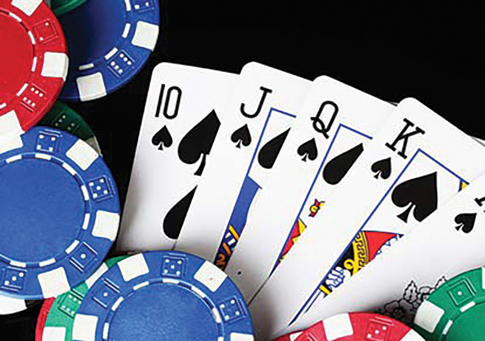 """Go """"All in"""" With Family Promise For their very first Poker Tournament Fundraiser"""