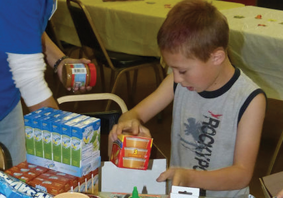 Easter Care Packages for Hometown Troops