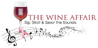 2019 The Wine Affair – New Location! – Soroptimist of Greater SCV Announces Tickets for Sale for Sip, Stroll & Savor the Sounds
