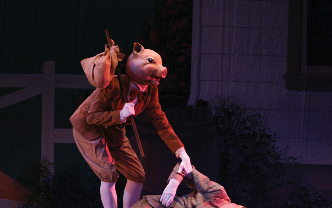 Santa Clarita Ballet Company celebrates their 25th anniversary with Beatrix Potter As Well As Hansel and Gretel