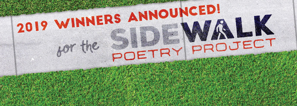 Poetry Project Winners Announced