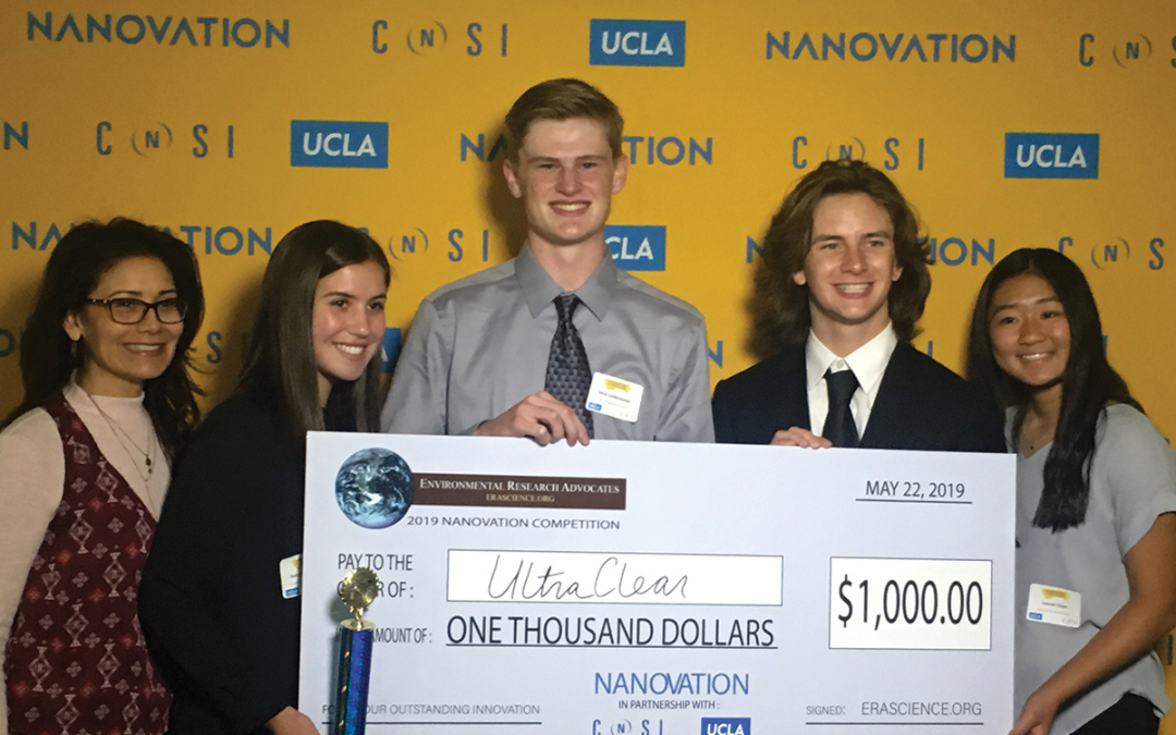 """Valencia Nanoscience Students Take Second in """"Shark Tank"""" Competition"""