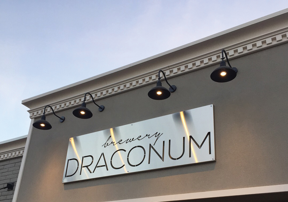 One of a Kind in Old Town Newhall – Brewery Draconum