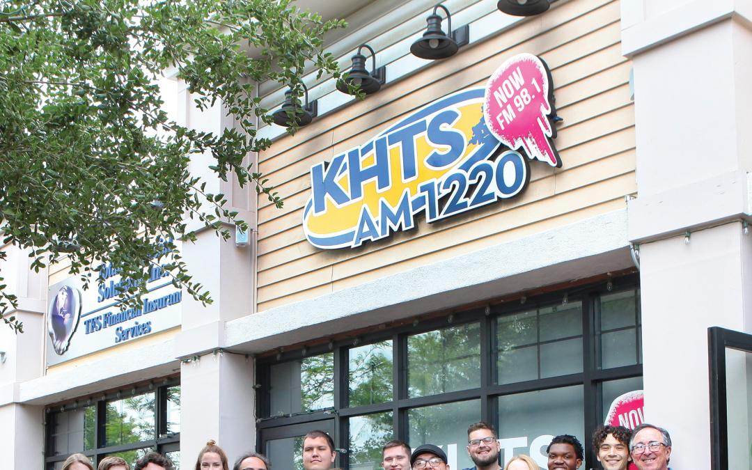 Your Hometown Station KHTS FM 98.1 & AM 1220