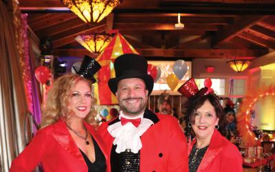 SCV Senior Center's Celebrity Waiter