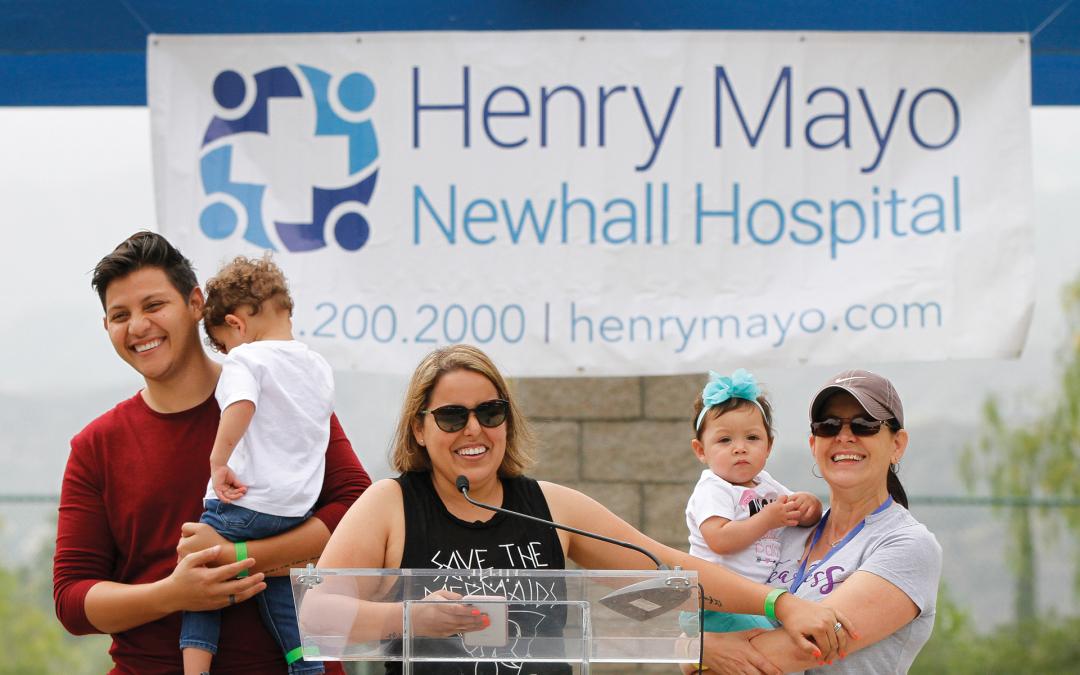 Seventh Annual Kim and Steven Ullman Neonatal Intensive Care Unit (NICU) Reunion