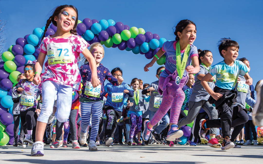 Hope and a Future run raises $54,000 for Students with Special Needs