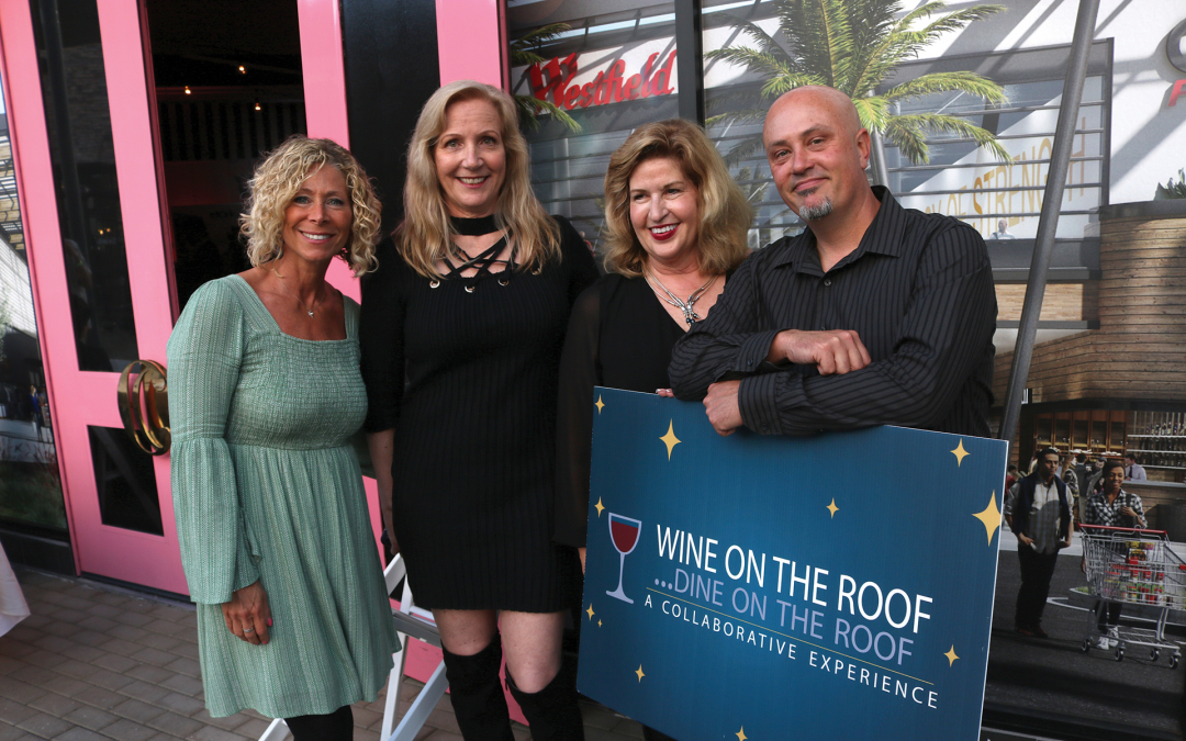 Wine On The Roof 2019