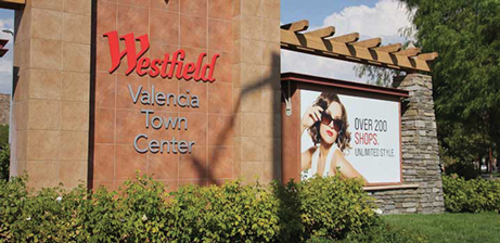 Westfield Valencia Town Center / Town Center Drive GUIDE