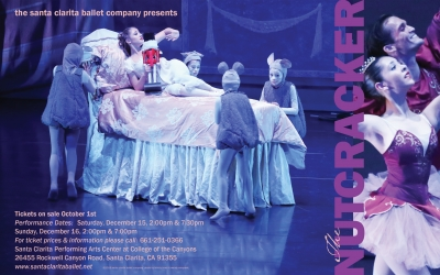 The Santa Clarita Ballet – Fall/Winter Season