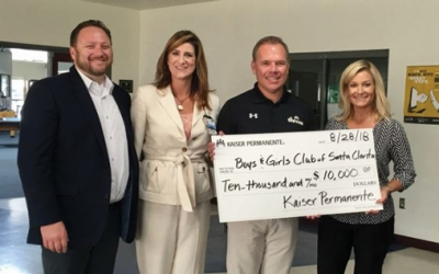 Kaiser Permanente Recognizes Santa Clarita Valley Nonprofit Organizations with more than $62,000 in Grant Funds