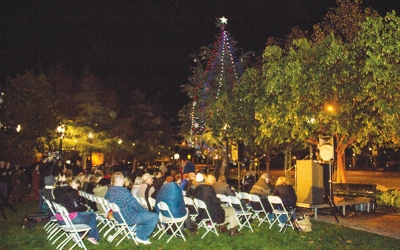 Veterans Historical Plaza Needs A New Christmas Tree