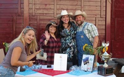 Boots & Barrels Inaugural event was a success!