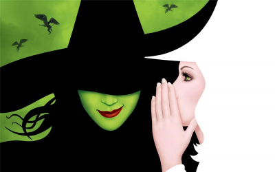 "See ""Wicked"" in January"