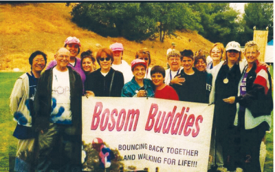 American Cancer Society's Bosom Buddies