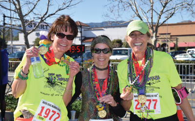 Get Your Bead On! SOAR's 9th Annual Mardi Gras Madness 5K/10K Ready to Rock!