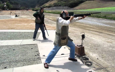 Shotgun Range at Oak Tree Gun Club