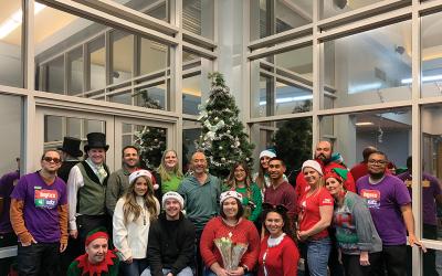 JCI Santa Clarita's Santa's Helpers 2018
