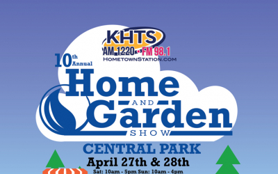 The 10th Annual KHTS Home & Garden Show