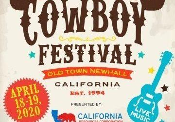 World-Famous Cowboy Festival Returns to William S. Hart Park April 18 and 19