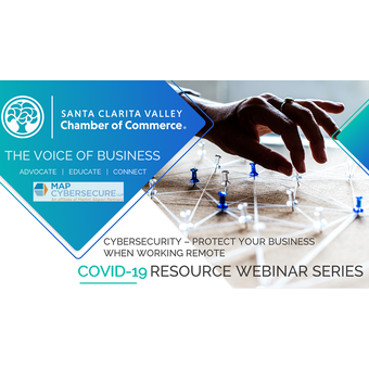 COVID-19 Resource Webinar | Cybersecurity – Protect your Business when working remote