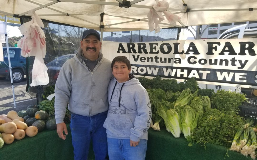 Old Town Newhall Farmers Market Announces Temporary Curbside Pickup Option