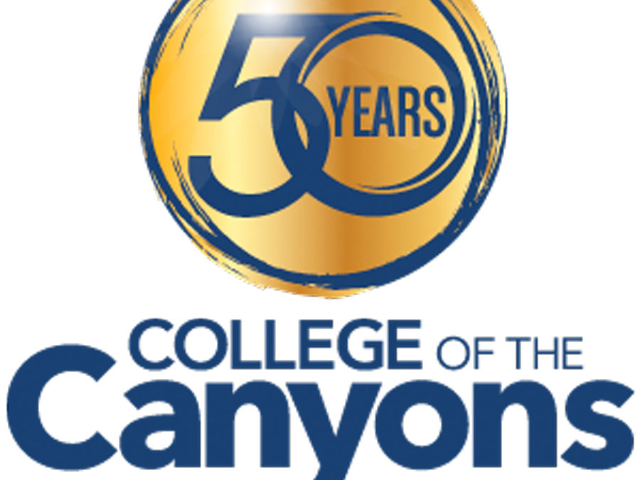 COLLEGE OF THE CANYONS – Class of 2020