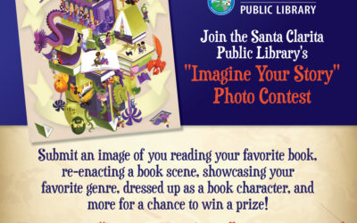 "Show the Santa Clarita Public Library How You ""Imagine your Story"""
